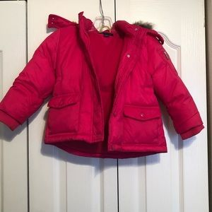 Kids Tommy Hilfiger Jacket